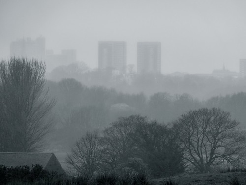 Preston from Penwortham | by thepracticalsurveyor