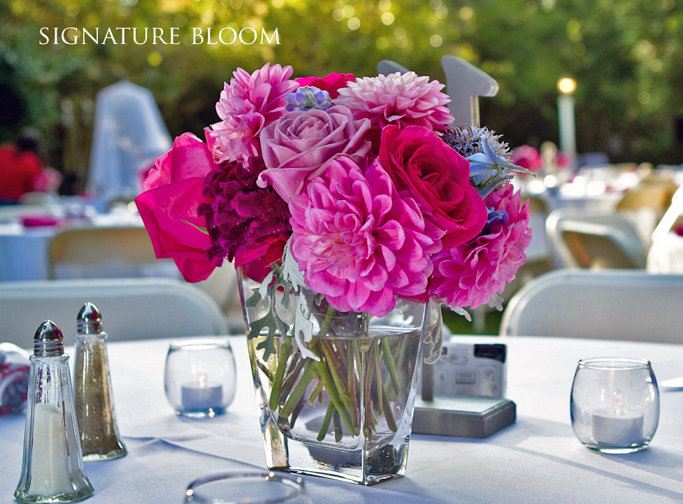 Wedding flowers fremont pink centerpieces if you are look flickr wedding flowers fremont pink centerpieces by signature bloom mightylinksfo