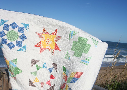 Summer Sampler Series | by katie@swimbikequilt