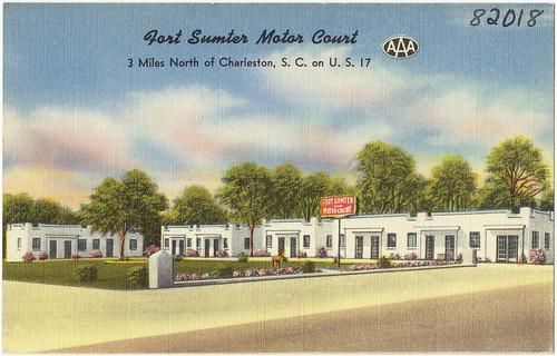 Motels In Charleston Sc