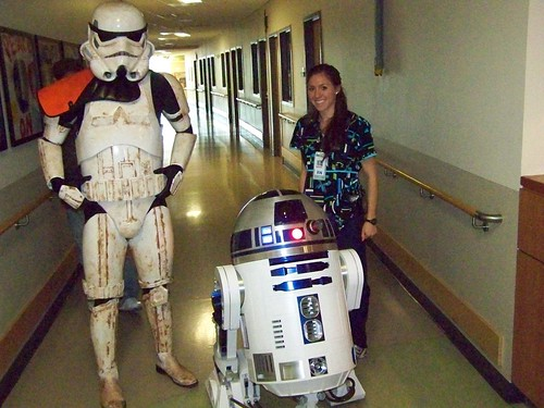 1-07-2012 Dell Children's Hospital with the 501st CTX squad 027 | by ID3459