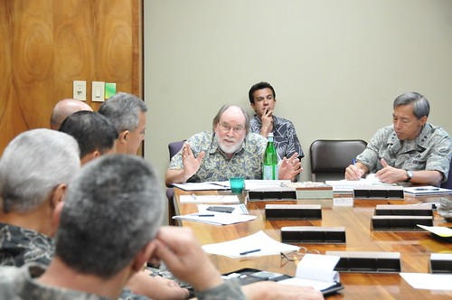 Dept of Defense Strategic Planning Session | by Governor Neil Abercrombie