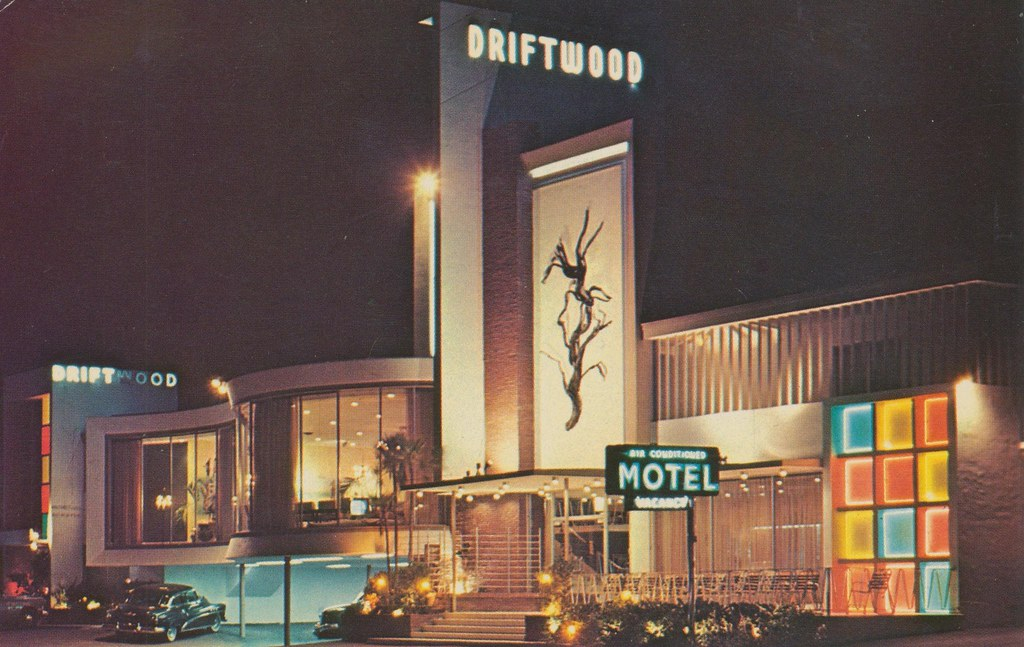 Driftwood Motel - Miami Beach, Florida