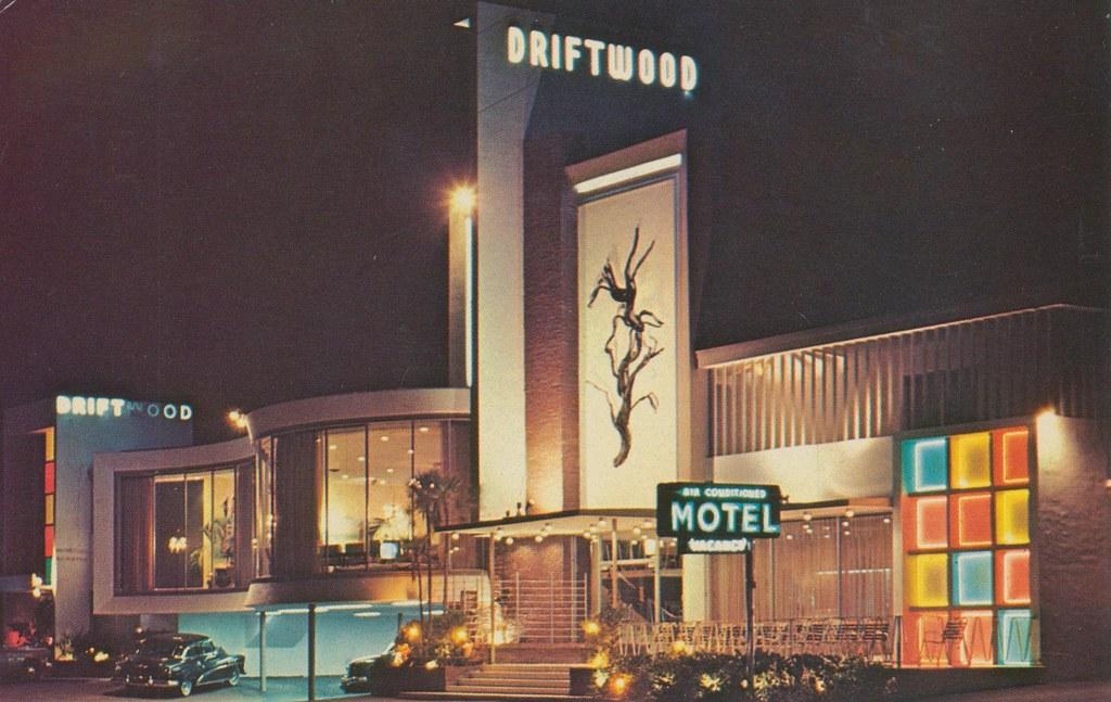 Driftwood Motel - Miami Beach, Florida