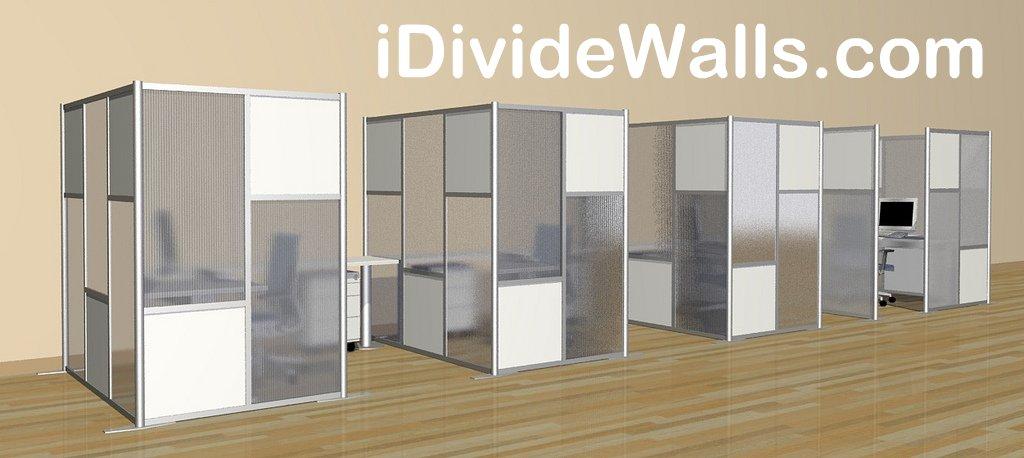 iDivideWallscom Modern Modular Room Divider Wall Systems Flickr