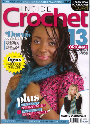 'Inside Crochet' March. Our 'SIBOLETTES' HAVE A PHOTO INSIDE!!...............> | by MRS TWINS/SIBOL 'Sunshine International Blankets