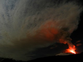 Out of Etna came a huge, eerie cloud | by etnaboris