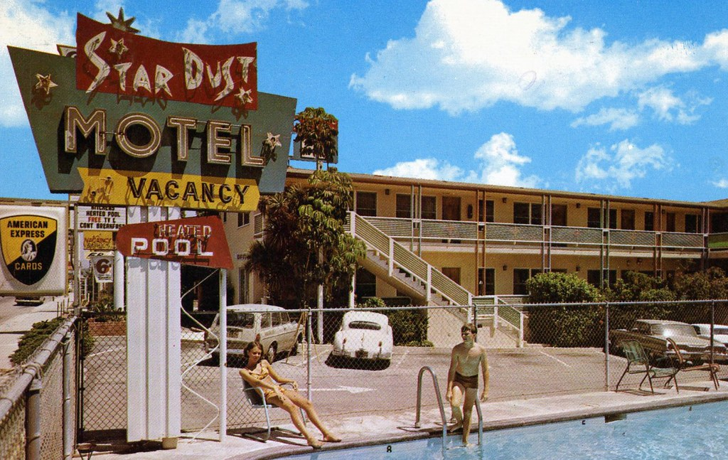 Stardust Motor Hotel - Santa Monica, California