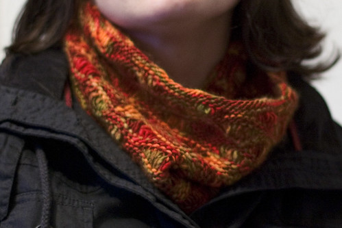 Light and Shadows Cowl | by domesticatedhuman