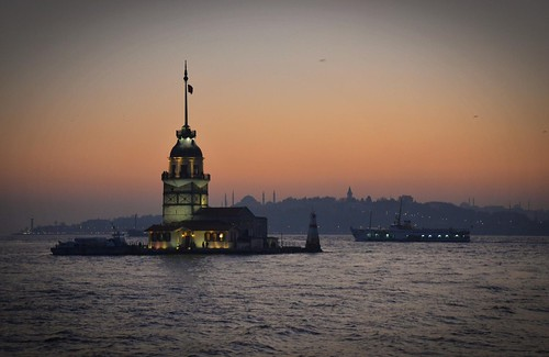 The Maiden Tower, Istanbul | by tulayyorguc