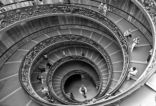 "ROME 2011 - Vatican : The Spiral (EXPLORE December 4, 2011 - Rank #31) - | by Frank ""cisdé"" - Visiting the Past"