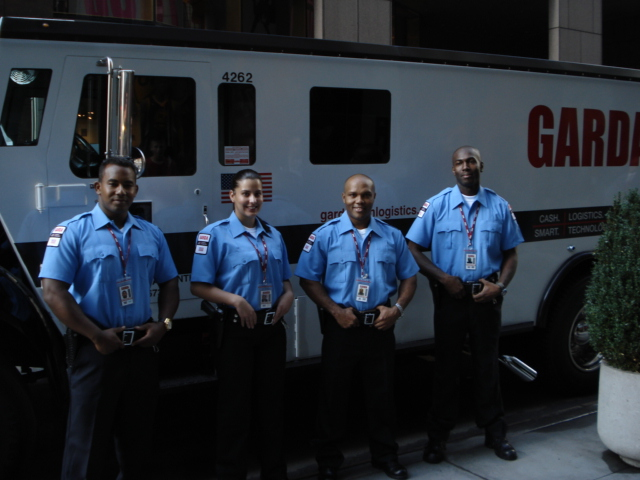 Garda Officers | Garda delivers official NBA uniforms to pla… | Flickr