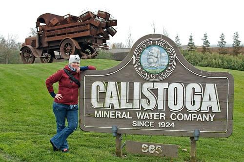 Calistoga Wine Bike Tour