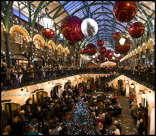 Christmas in Covent Garden London | by JKmedia