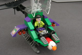 6863 Batwing Battle Over Gotham City - Joker's Helicopter 8 | by fbtb