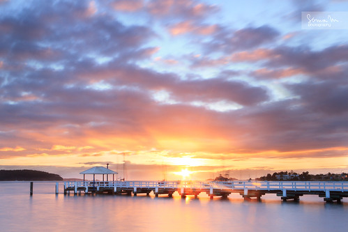 Batemans Bay Sunrise | by SoniaMphotography