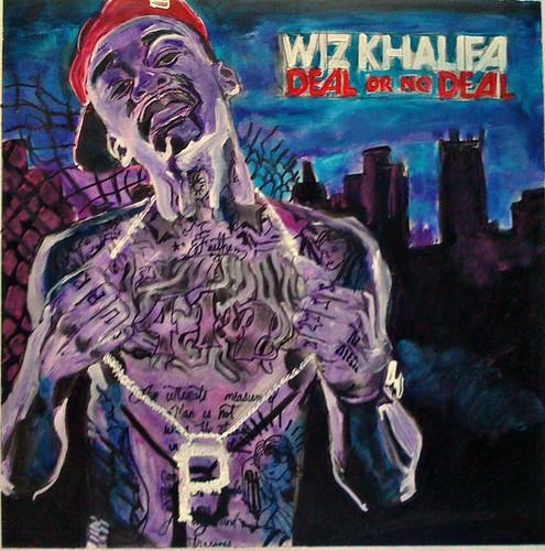Deal Or No Deal Wiz Khalifa Wiz Khalifa Drawing | ...