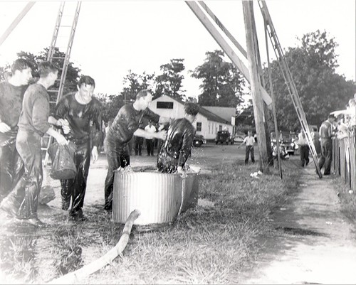 Old Center Moriches Parade and Tournament | by Phil Trypuc's Old Photos of Center Moriches