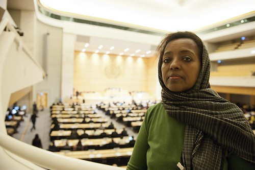 UNHCR News Story: Q&A: Somali advocate represents refugee community at UNHCR ministerial meeting | by UNHCR