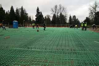 Evergreen Point Road bridge deck rebar | by WSDOT