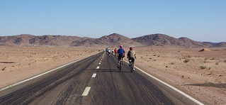 Cycling The Sianai Desert | by The Hungry Cyclist