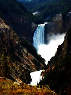Falling Water, Rising Mist | by BackcountryTim