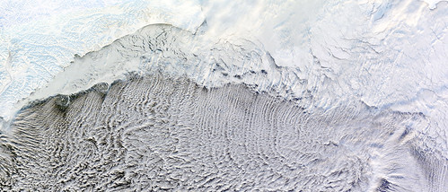 Cloud Streets over the Bering Sea | by NASA Goddard Photo and Video