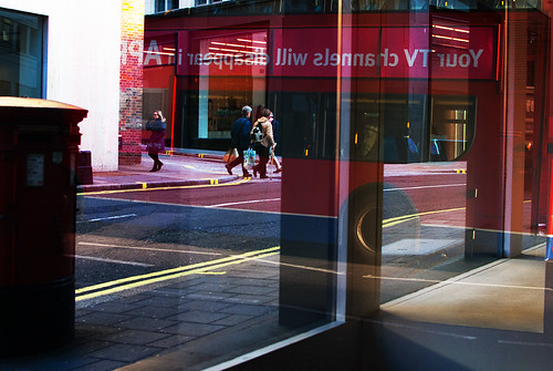 Your TV Channels Will Disappear, Savile Row, London | by BRIANOSS