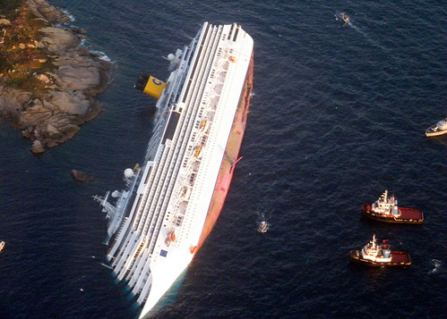 Costa Concordia | by MrFavo