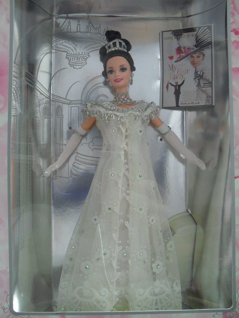 Barbie® Doll as Eliza Doolittle from My Fair Lady™ at the … | Flickr