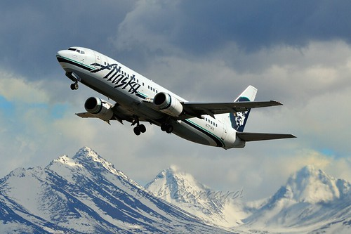 N771AS Alaska Airlines | by Bob Garrard