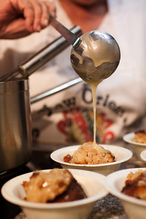 New Orleans School of Cooking Bread Pudding | by The New Orleans School of Cooking