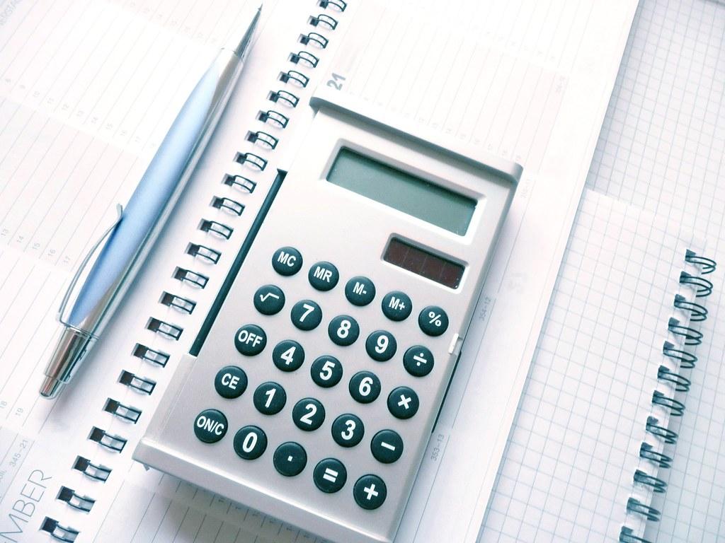Photosteve101 Calculator Pen And Calendar