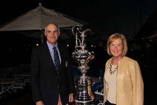 1987 Stars & Stripes America's Cup Anniversary | by San Diego Yacht Club