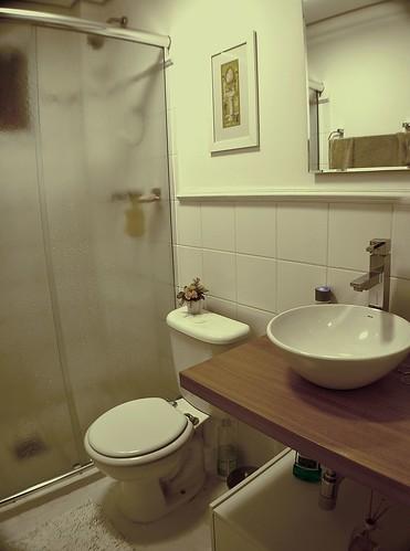 BANHEIRO DECORADO  Apartamento Decorado 2 dormitorios compl…  Flickr # Banheiro Decorado Apto