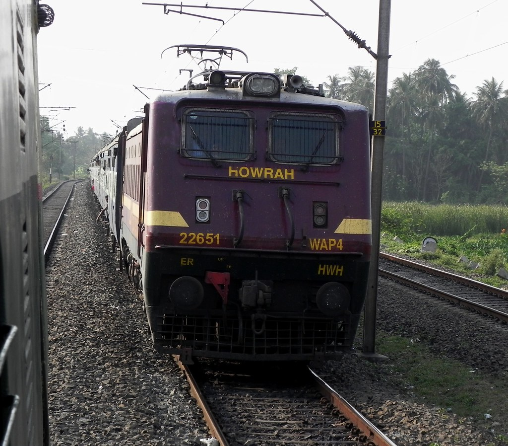 Ajmer Express | by Smeet Chowdhury Ajmer Express | by Smeet Chowdhury
