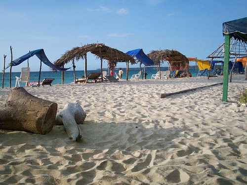 Playa Blanca - Cartagena | by The Colombian Way