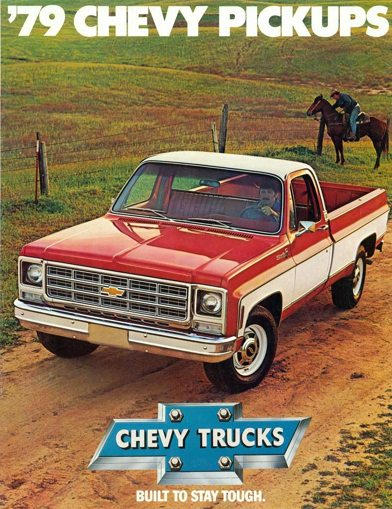 1979 Chevrolet Silverado Pickup Truck Coconv Flickr 1980 Chevy By