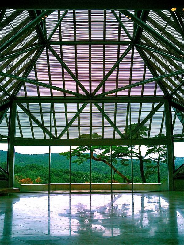 ミホミュージアム, 滋賀県, Miho Museum, Shiga, Japan
