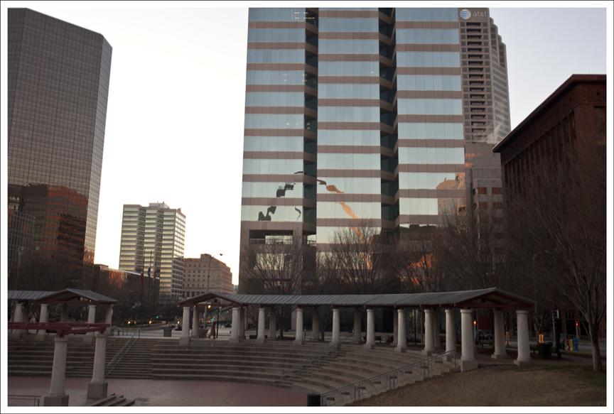 Kiener Plaza 2011-12-24
