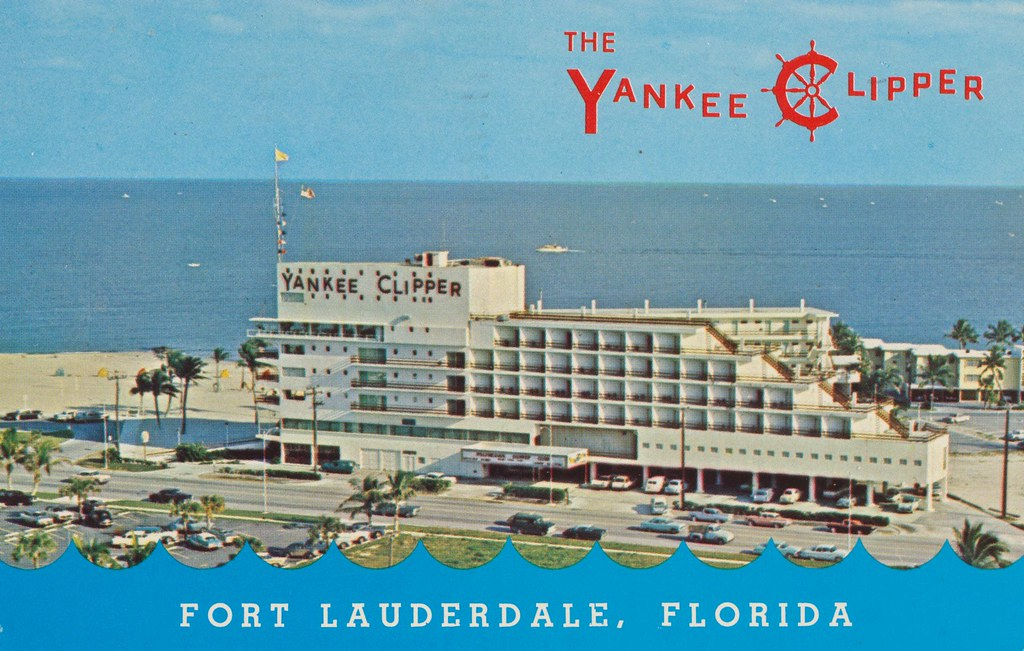 Yankee Clipper Hotel - Fort Lauderdale, Florida