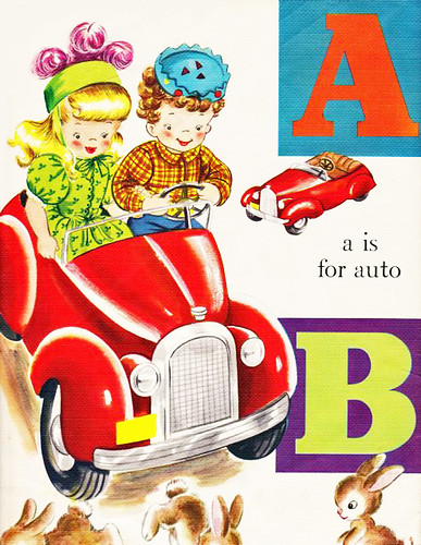Picture Book ABC 2 | by My Vintage Mending