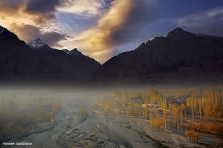 autumn In skardu Valley. | by Mountain Photographer