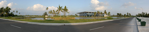 convention centre_Panorama | by T H 0 H A