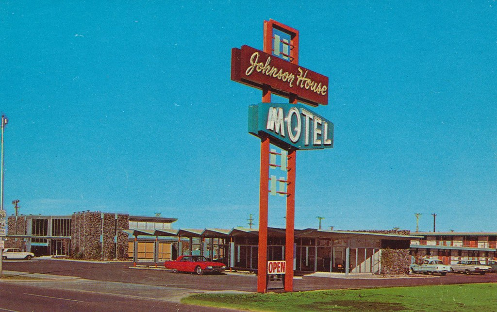 Johnson House Motel - Lubbock, Texas