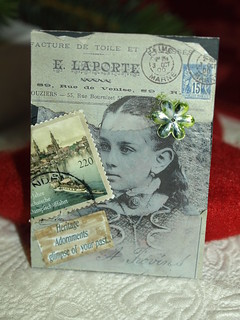 ATC for trade. Heritage, adornments, glimpse of your past. | by cassandra204