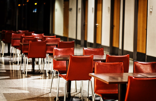 Waiting Room (Baden Airpark Edition)