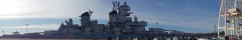 USS Iowa Panorama | by protohiro