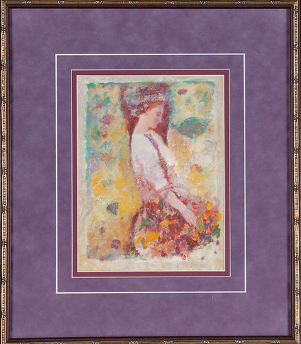 KAKM_3040, 2 Seriolithographs: Ladies in Lilac by Shane Merry & Hua Chen, $460 | by alaskapublicmedia