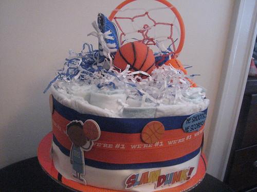 Baby Diaper Cake Creations
